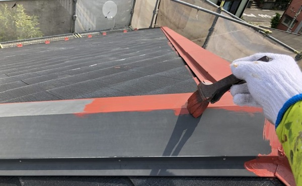 外壁塗装 屋根塗装 進捗状況