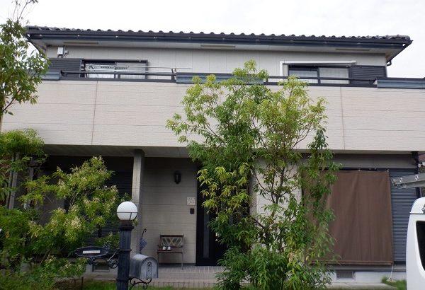 外壁塗装・シーリング打ち替え・付帯部塗装・ベランダ防水 川崎市 Ⅰ様邸