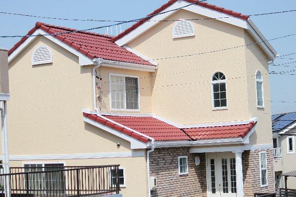 屋根塗装・外壁塗装・シーリング打ち替え・川崎市 N様邸