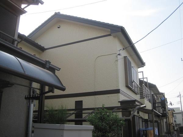 神奈川県川崎市 外壁塗装 はじめての外壁塗装 プロが見る無料診断