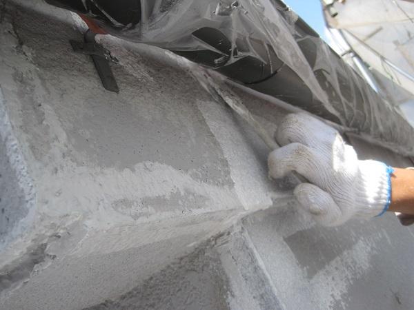 神奈川県川崎市 外壁塗装 高圧洗浄 養生 シーリング工事 コーキング工事