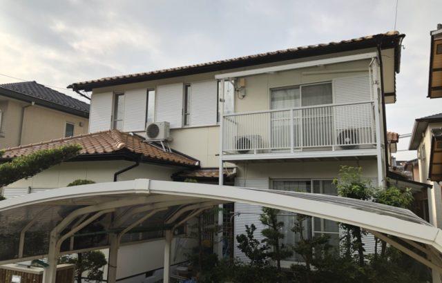 外壁塗装・付帯部塗装・シーリング工事・屋根漆喰工事 川崎市 T様邸