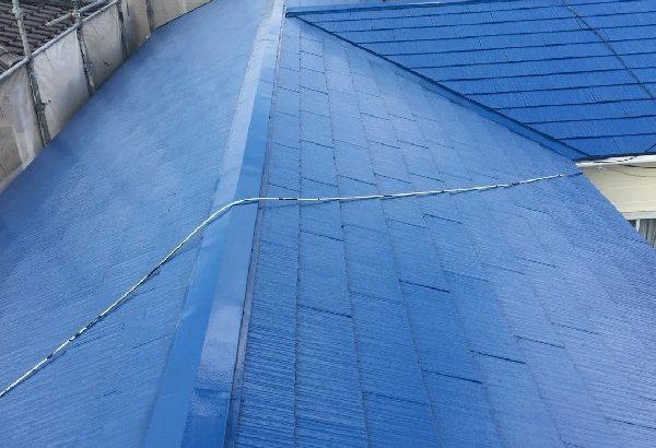 屋根塗装 川崎市 K様邸
