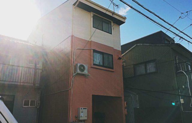 屋根塗装・外壁塗装・付帯部塗装・シーリング打ち替え 川崎市 H様邸