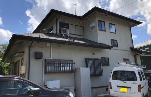 屋根塗装・外壁塗装・付帯部塗装・シーリング工事 川崎市 N様邸