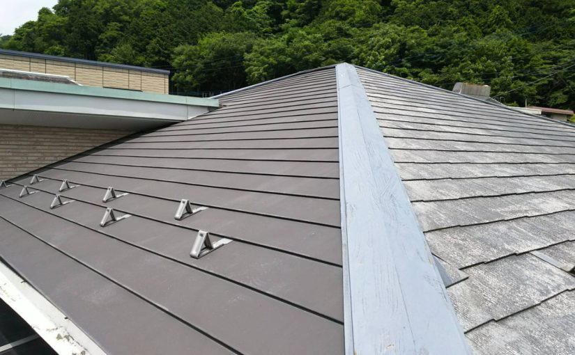 神奈川県川崎市 屋根塗装 雨樋工事 近隣の方への挨拶 タスペーサー