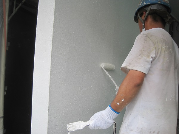 神奈川県川崎市 外壁塗装 屋根塗装 ラジカル制御型塗料 関西ペイント アレスダイナミックトップ セミフロンルーフⅡ