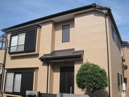 外壁塗装 屋根塗装  防水工事  シーリング打ち替え 川崎市