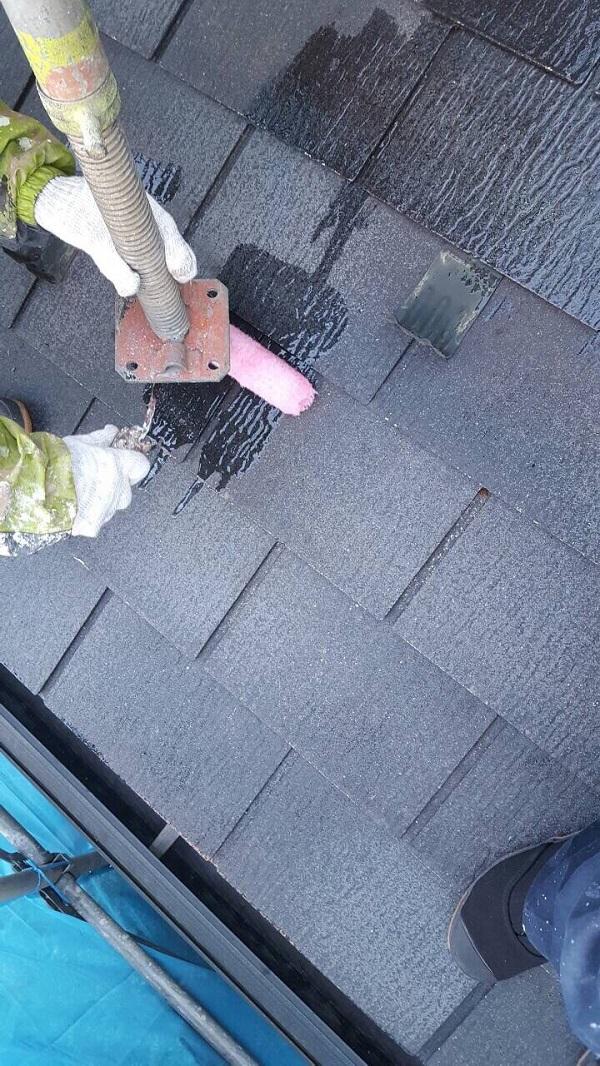 神奈川県川崎市 外壁塗装 屋根塗装 雨漏り エスケー化研 プレミアムシリコン ラジカル制御式