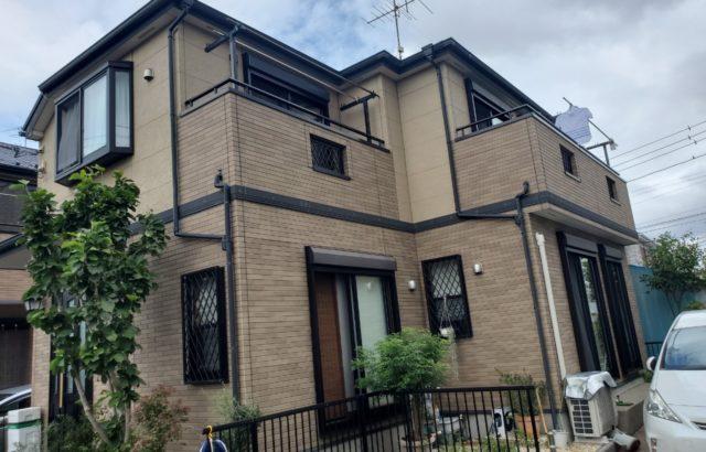 川崎市 外壁塗装 サイディング張替え工事 シーリング打替え工事 バルコニー防水工事