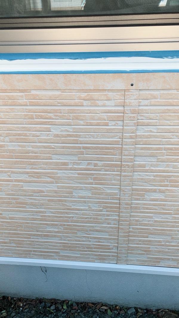 神奈川県川崎市 外壁塗装 付帯部塗装 雨戸 下地調整 オートンイクシード