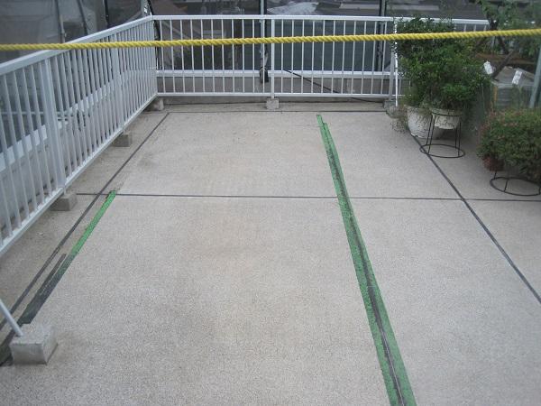 神奈川県川崎市 屋上防水工事 ウレタン防水 通気緩衡工法