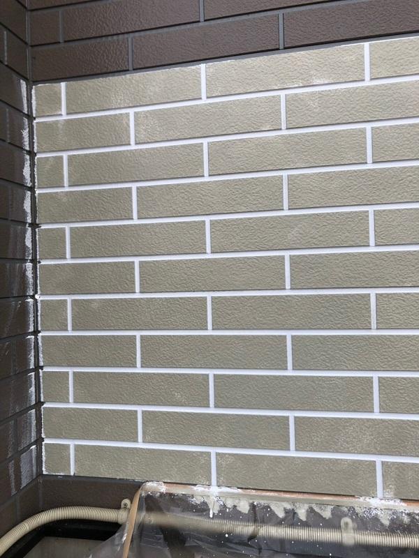 神奈川県川崎市 外壁塗装 日本ペイント ピュアライドUVプロテクトクリアー