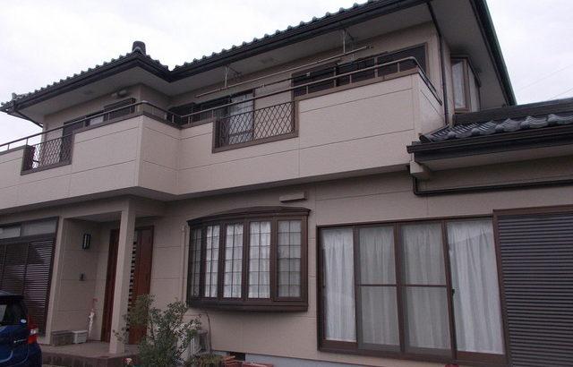 川崎市 外壁塗装 コーキング工事 屋根釘打ちコーキング補修