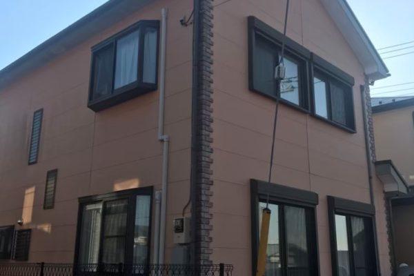 川崎市 外壁塗装 屋根塗装 コーキング工事 付帯部塗装