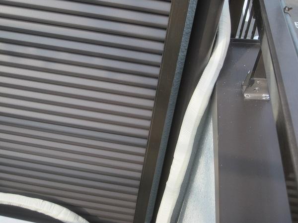 神奈川県川崎市 外壁塗装 雨戸塗装 事業について 付帯部塗装は単体より外壁塗装とセットがお得