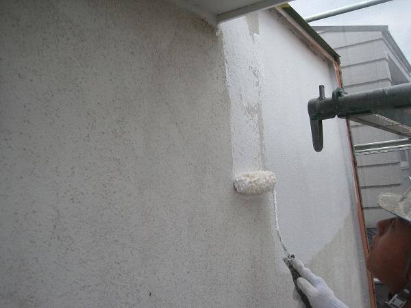 神奈川県川崎市 外壁塗装 雨戸塗装 断熱塗料 ガイナ