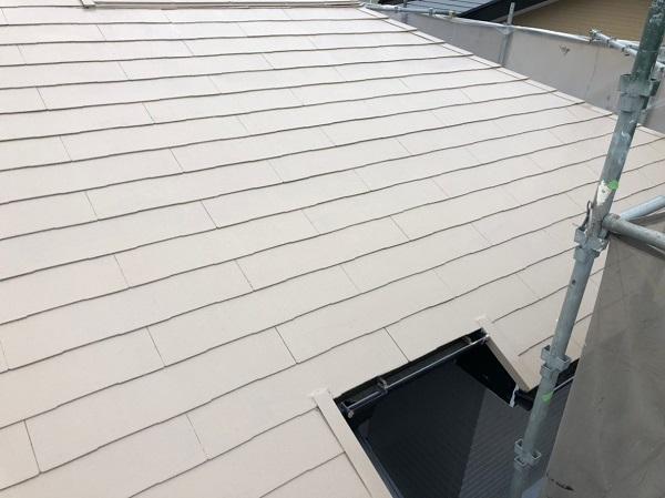 神奈川県川崎市 屋根塗装 外壁塗装 3度塗り 日本ペイント パーフェクトトップ ラジカル制御式