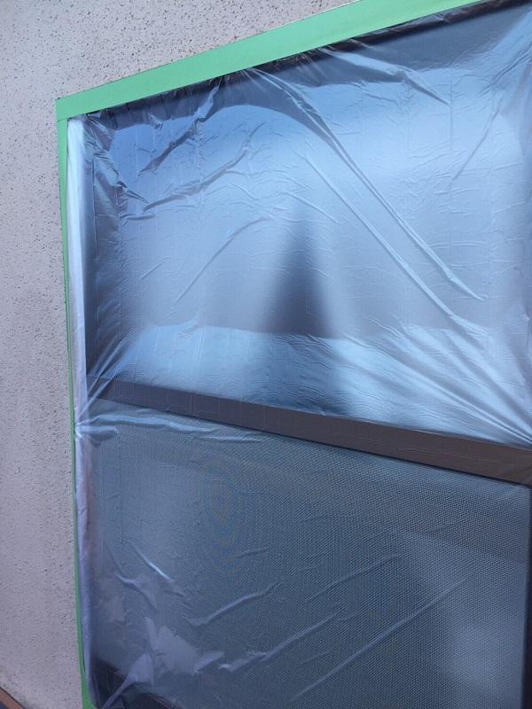 神奈川県川崎市 外壁塗装 カラーシュミレーター 下地処理 養生