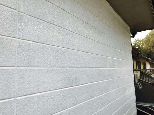神奈川県川崎市 外壁塗装 下地処理 高圧洗浄 水谷ペイント ナノコンポジットW