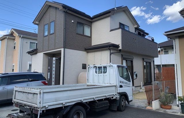 川崎市 外壁塗装 屋根塗装 雨樋交換