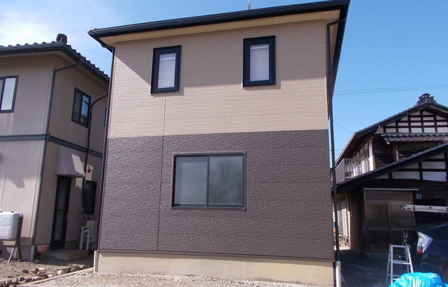 川崎市 外壁塗装 シーリング工事 付帯部塗装