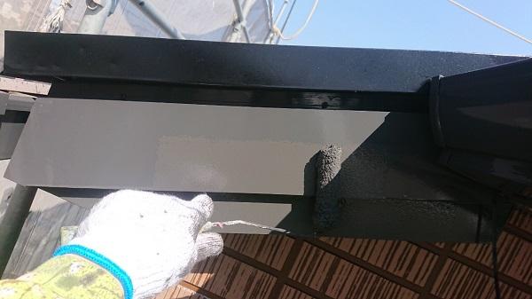 神奈川県川崎市 外壁塗装 付帯部塗装 付帯部塗装の重要性 破風板