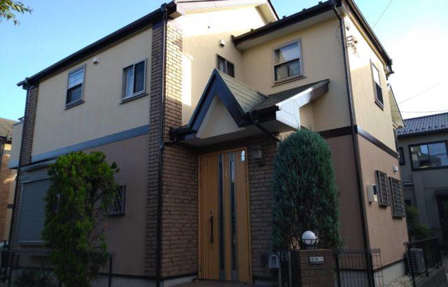 川崎市 外壁塗装 屋根塗装 屋根張り替え工事 ベランダ防水工事
